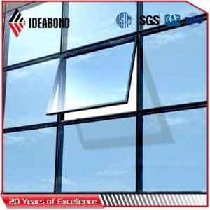 High Gloss Aluminum Composite Panel for Shopping Mall pictures & photos