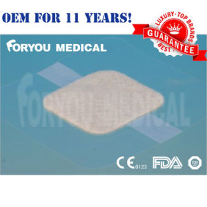2016 Top Premium Foryou Surgical Border Silicone Foam Dressing for Heal Wound Care with CE FDA pictures & photos