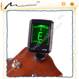 Cheap Price Guitar Tuner Electronic with Battery pictures & photos