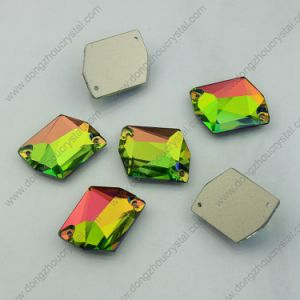 Vital Medium Flat Back Stones for Clothng Decoration pictures & photos