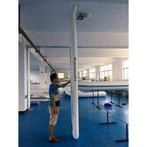 Hand Made Cheap Inflatable Yoga Board pictures & photos