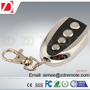 Metal Univeral Rolling Code Duplicate Remote Control 433 / 315MHz pictures & photos