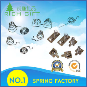 Wholesale Custom Precision Metal Snap Spring From China Manufacture pictures & photos