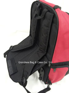 High Quality Drawbar Trolley Backpack Multi Function Wheeled Trolley Bag (GB#10007) pictures & photos