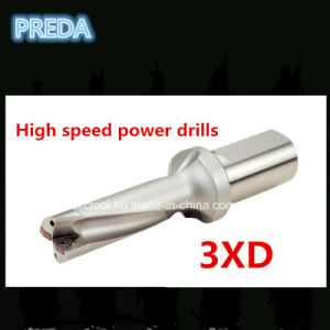 3xd Wcmt High Speed Ksd High Precision Drill Bits pictures & photos