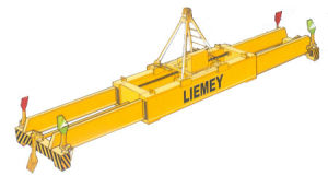 20t, 40t Spreader Used for Transporting Container in Jetty and Port pictures & photos