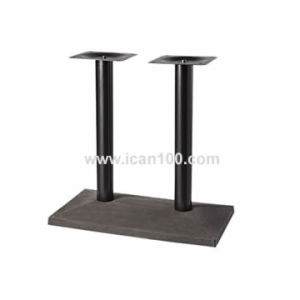 Commercial Canteen Rubber Table Base (HY-009) pictures & photos
