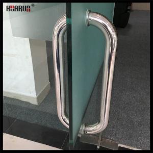Stainless Steel Door Handle/Office Door Handle (HR113) pictures & photos