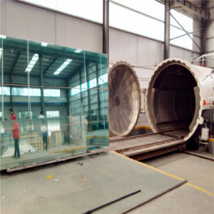 Manufactory of Clear and Colored Laminated Safety Glass pictures & photos