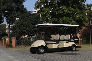 Dongfeng Best 6 Seater Electric Golf Cart with CE Certificate pictures & photos
