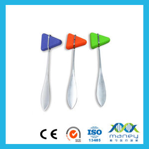 Medical Diagnostic Knee Reflex Hammer with Ce and ISO Approved pictures & photos