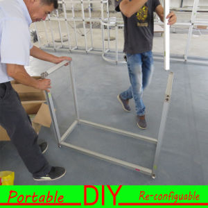Advertising Display Equipment DIY Exhibition Banner Display Stand pictures & photos