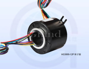 Solar Power Slip Ring for Solar Crystal Furnace Industry