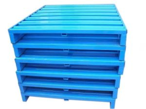 Niuli Steel Pallet pictures & photos
