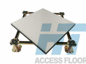 Top Quality Raised Access Floor with High Load Capacity for Bank pictures & photos