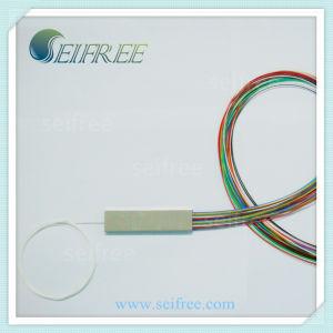 1X32 PLC Bare Fiber Optic Ribbon Splitter pictures & photos