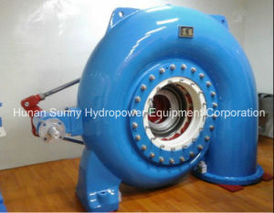 Small Francis Hydro (Water) -Turbine Generator 200~6000kw / Hydropower / Hydroturbine pictures & photos