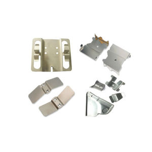 Precision Metal Stamping Parts CNC Machining