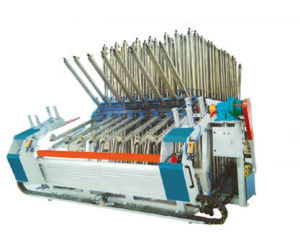 Four Side Rotating Hydraulic Puzzle Board Woodworking Machine pictures & photos