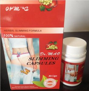 Nature and Herb Dr. Mao Slimming Capsule Weight Loss pictures & photos