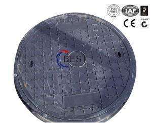 B125 En124 BMC Composite Round Manhole Cover pictures & photos