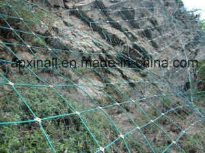 Rockfall Protection Fence Galvanized Gabion Mesh (XA-GM10) pictures & photos
