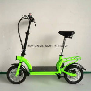 2016 New Folding Electric Mobility Scooter 1201 pictures & photos