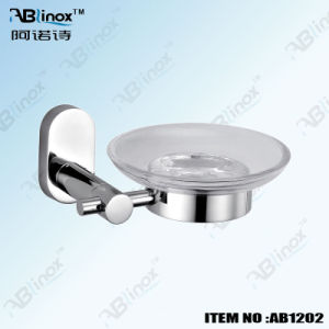 Ablinox Hotel Bathroom Accessories Wholesale Soap Dish Ab1202 pictures & photos