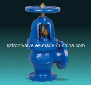 Cast Iron/Ductile Iron Flanged Globe Valve pictures & photos