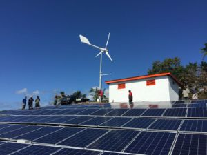 China Professional Manufacturer for off Grid Energy System with Wind Generator, Solar Module pictures & photos