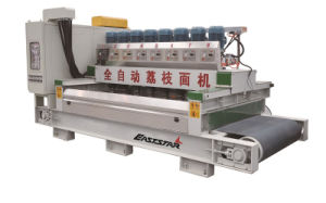 Automatic Bush Hammer Stone Machine for Granite Tile Bh-6/8 pictures & photos
