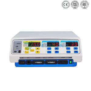 Hospital Medical High Frequency Bipolar Electrosurgical Unit pictures & photos