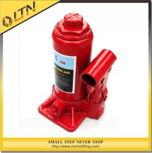 High Quality Manual Hydraulic Bottle Jack (HBJ-A) pictures & photos