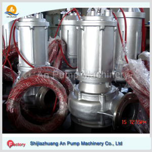 Centrifugal Submersible High Temperature Sewage Pump pictures & photos