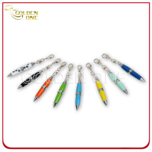 Promotional Printed Twist Gift Pen with Shiny Crystal pictures & photos