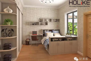 Guangzhou Holike Wooden Bedroom Furnitures