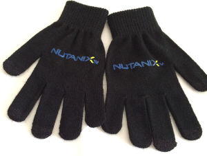 Daily Life Custom 100% Acrylic Smart Gloves iPhone Gloves pictures & photos