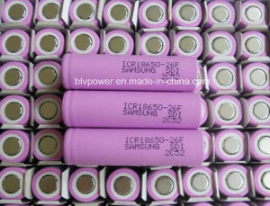 Lithium Battery for E-Bike with Samsung Icr18650-26f 2600mAh Battery Cell Used pictures & photos