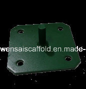 Kwikstage Scaffold Base Plate for Construction
