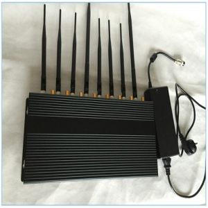 2016 Cheaper and Popular Portable GPS Mobile Phone Signal Shield Signal Blocker Signal WiFi GSM Jammer with Porable Cases pictures & photos
