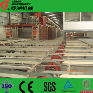 Hot Air Drying Type Paper Faced Gypsum Board Making Machine pictures & photos