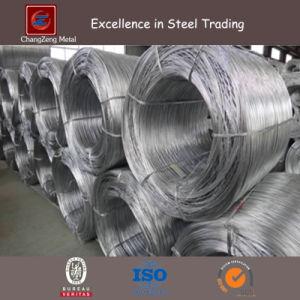 Zinc-5%Aluminum Alloy Coated Low Carbon Steel Wire (CZ-W56) pictures & photos