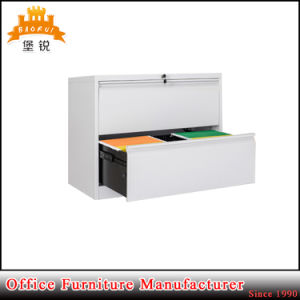 2 Drawer Furniture Metal Drawer Steel Office Vertical Filing Cabinet pictures & photos