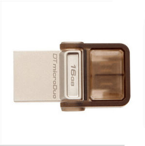 Microduo-Flash Drive Real Fully OTG USB Flash Disk 16GB 32GB 64GB Bulk pictures & photos