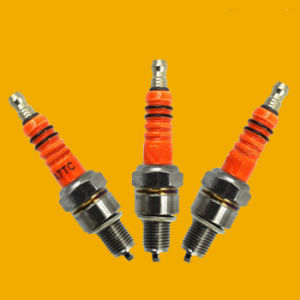 High Quality A7tc Motorcycle Spark Plug for Motorcycle Spark Plug pictures & photos
