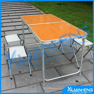 Light Weight Aluminum Folding Table and Chair pictures & photos