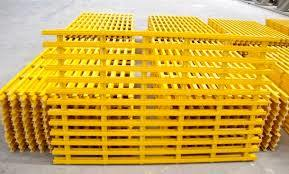 GRP Fiberglass Composite Decorative Gratings pictures & photos