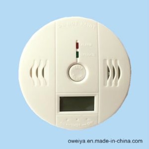 Hot Sell Home System Carbon Monoxide Detector Protect Family