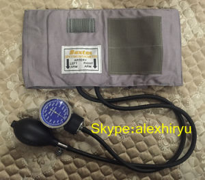Aneroid Sphygmomanometer with Dual-Head Stethoscope Kit for Adult pictures & photos