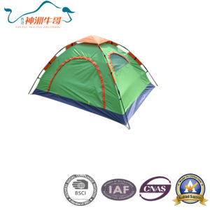 Popular Waterproof Automatic Camping Tent with Mesh
